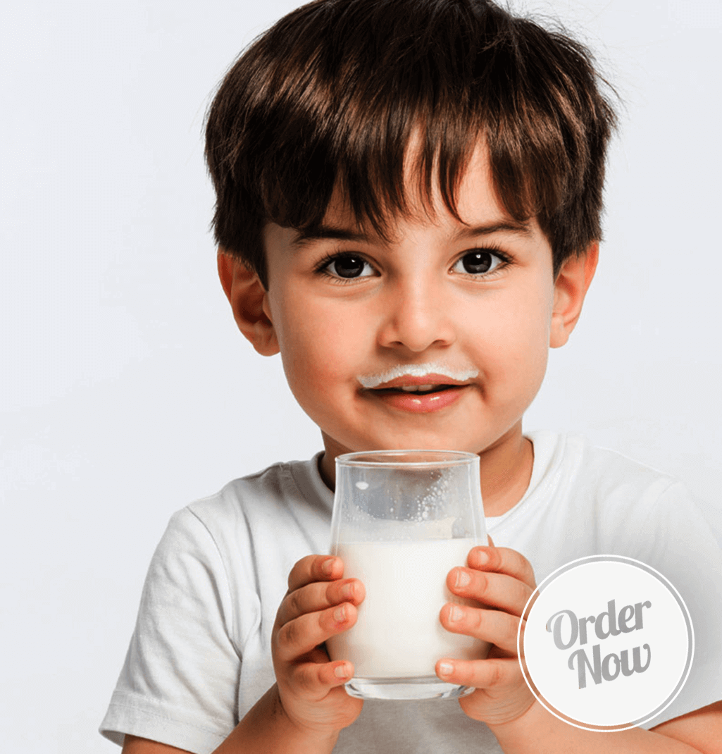 Order Best Cow Milk from POC